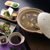 瓢亭 - 料理写真:すっぽん8000円コース 唐揚げ付