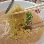 22004148 - 縮れの強い太麺