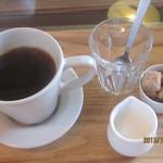 直島カフェ コンニチハ - コーヒー