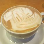 CAFE Elliott Avenue - ホットチョコレート