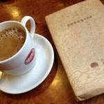 BECK'S COFFEE SHOP - 2013/10 ブレンドコーヒー M¥280を一杯飲みながら読書の秋