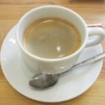 ラ・プルミエプゥッス - コーヒー