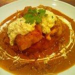 おいしいカレーライス×Wineのお店 マジャカリー - 大阪茨木市でも食べれる、宮崎名物チキン南蛮カレー