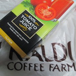 カルディコーヒーファーム - トルコ製トマトジュース 128円