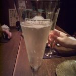 うまうま - 2013.10. 乾杯はスパークリングボトルで♪