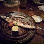 うまうま - 2013.10. 秋刀魚塩焼き