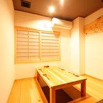 麦酒蔵 hideji 和厨房 - 完全個室(4名様収容) ×3室