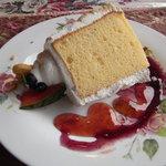 ウッディーキャロット アンド モモコハウス - シフォンケーキ