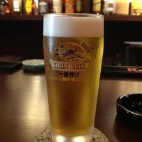 seasonal bar Nanairo - キリン一番絞り
