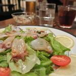 ビストロ小泉 - タコのサラダ