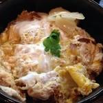 平田牧場 とん七 - 平牧三元豚カツ丼