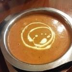 メルバニ - エビとトマトソースのカレー