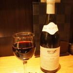 赤おに家 - 赤ワイン