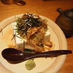 赤おに家 - カマンベールチーズ豆腐