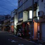 22015561 - 視点:小川通沿い北向き(西に二条城前駅)
