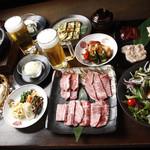 南屋和牛堂 - お料理一例