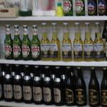 NEWラシカ - ビール瓶びっしり!
