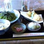スタジオカフェ - つばさセット(\980)