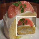 2202899 - 桃のロールケーキ