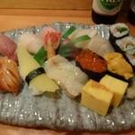 寿司割烹 豊 - 特上握り寿司