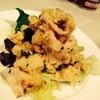やまびこ - 料理写真:タコのポテトサラダ¥300