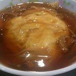 中華料理 アモイ - 天津飯
