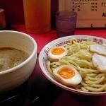 麺処 若松 - 江戸つけ麺・並+味玉