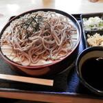 Shokudokoroooki - ざる蕎麦