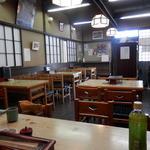 Shokudokoroooki - 店内の様子