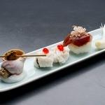 割烹 魚政 - 料理