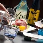 割烹 魚政 - 日本酒各種取り揃えております。