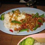 タイ料理ファンディー - ガパオ