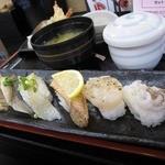 22031969 - ランチ・炙り寿司セット