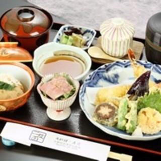 天ぷら定食…1,840円