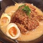 そらまめ拉麺本舗 - もったいぶって味噌坦々麺!!