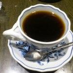 サロンド・冨山房ティールームFolio - ブレンドコーヒー
