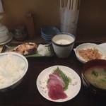 和久良 - ランチ(西京焼き)