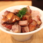 Japanese Soba Noodles 蔦 - 肉飯