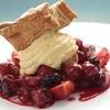 アシエット - 料理写真:カスタードクリームと苺を使ったデザート