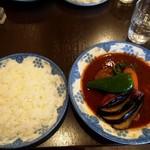 木多郎 - 料理写真:チキン野菜