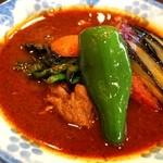木多郎 - チキン野菜