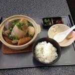 22054309 - おでんうどん鍋定食