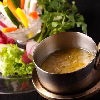 旬な新鮮野菜を美味しくお召し上がり下さい