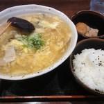 守家庵 - オリジナル皿うどんセット(H25.10)
