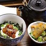Wan - お茶漬けトッピングメニューは100円~250円で出来ます。お好みの味を探してみては?