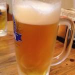 活海酒 - 生ビール大