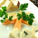 ファイブエレメンツ - チーズの盛り合せ