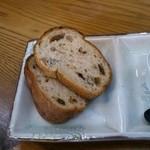 ひとやすみ - 自家製パン