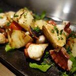 ボウズドア - 瀬戸内のタコと山芋のプリプリ焼き 850円
