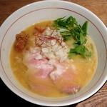 麺と心 7 - 味噌白湯らーめん